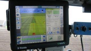 TRIMBLE EZ-Guide 250 + EZ-Steer  by TRACTORUM