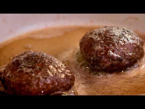 De eerste 100% plantaardige steak ter wereld!