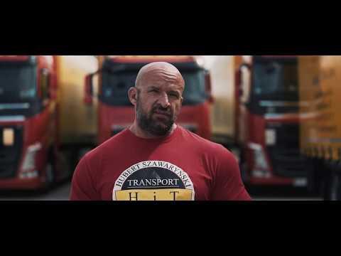 Tomasz Oświeciński W Reklamie Firmy HiT Transport -