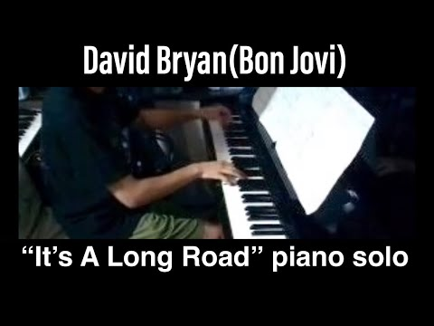 DAVID BRYAN IT'S A LONG ROAD cover Music Videos