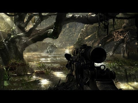 Amazing SNIPER Stealth Mission in African Jungle ! Call of Duty Modern Warfare 3