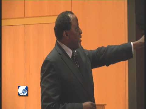 Alan Keyes at UWF