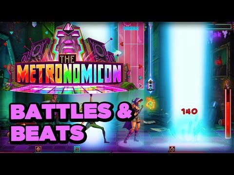 The Metronomicon - Battling Monsters With the Power of Music - PAX East 2016