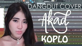 Via Vallen - Akad (Dangdut Cover) REMAKE