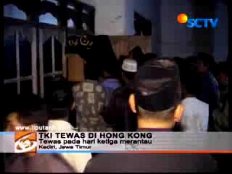 Baru Tiga Hari Kerja Di HONG KONG, Ditemukan Tewas