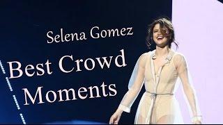 Download Lagu Selena Gomez // Best Crowd Moments Gratis STAFABAND
