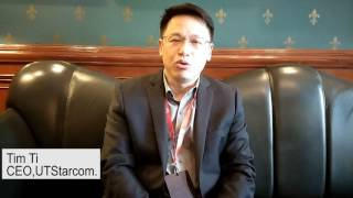 Interview: Tim Ti, CEO & director, UTStarcom