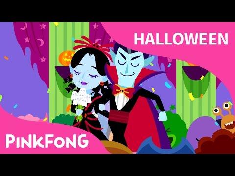 El Casamiento del Vampiro | Canciones de Halloween | PINKFONG Canciones Infantiles