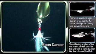 Блесна GT-Bio Moon Dancer.flv