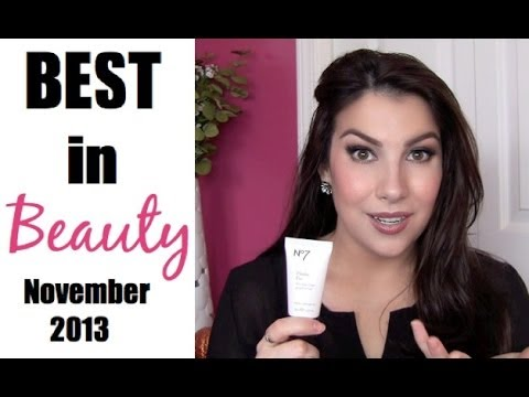 Best in Beauty: November 2013