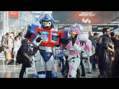 Angry Birds Transformers - Launch Trailer video