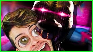 MORE POWERFUL ANIMATRONICS?! THAT'S NOT FAIR 😱 - Five Nights at Candy's 3 (FNAF))