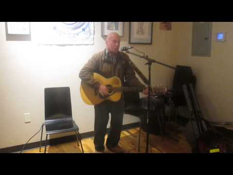 Higher And Higher(Jackie Wilson,1967), Cover by Jim Waugh, IYO Cafe Open MIc,Somerville,MA, 9/17/14