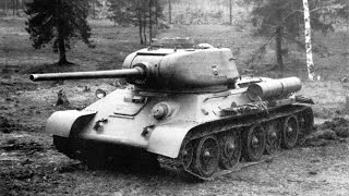 Танк Т-34 в GTA 5! Tank T-34