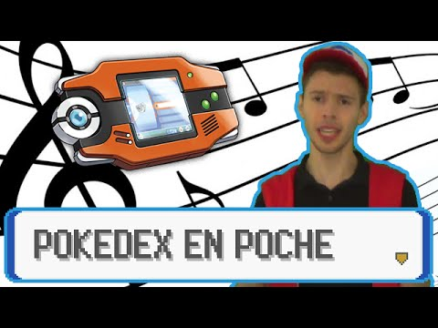 POKEDEX EN POCHE - Chanson Pokémon - Parodie