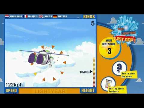 Buzz Lightyear Blast Off!