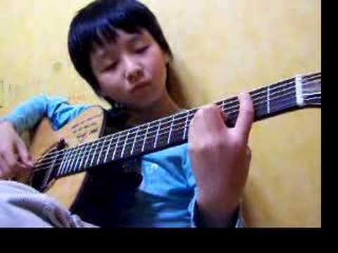 (White Lion) When The Children Cry - Sungha Jung