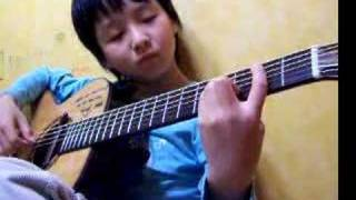 Tai nang - When The Children Cry - Sungha Jung