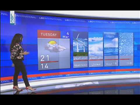 LBCI Weather Forecast - March 3, 2014