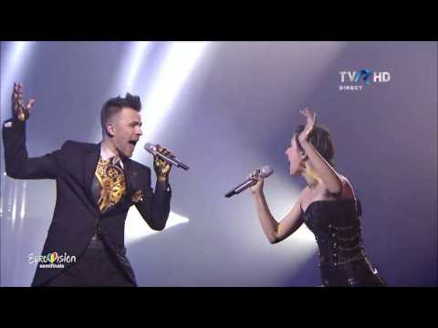 05 Instinct - Petale (Eurovision 2017 Romania Semi)