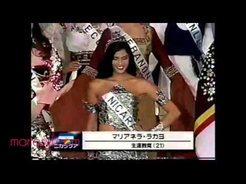 Nicaragua en Miss Internacional