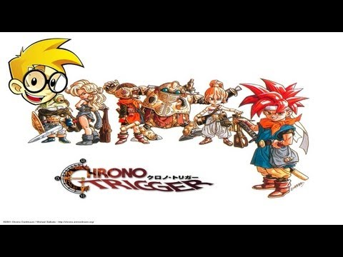 Chrono Trigger - No dia em que eu sai de casa