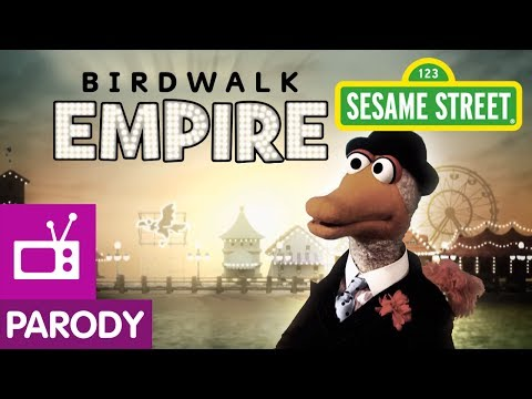Sesame Street: Birdwalk Empire