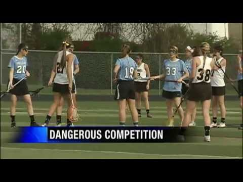 Unequal Headband Could Prevent Lacrosse Concussions