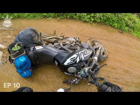 Exploring around Pune - Final episode of Maharashtra Monsoon ride - GoPro Man