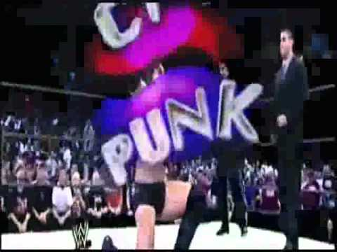 WWE CM Punk ECW Theme SongTitantron 2006-2008 with Full Download...