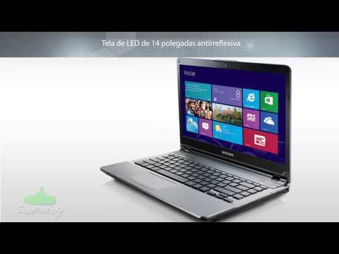 Notebook Samsung 500P4C-AD2 - Submarino.com.br