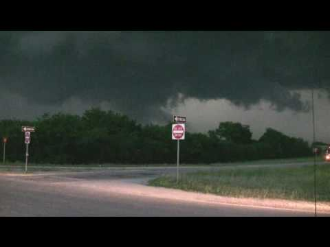 Wynnewood OK Tornado-SKYWARN Spotter