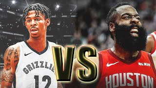 Houston Rockets vs Memphis Grizzlies Full Game! January 14 2020 NBA Season NBA 2K20