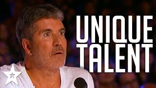MOST UNIQUE Auditions EVER On America, Italy's Got Talent And MORE! | Got Talent