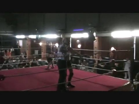 Joe Legend vs. Don Roid 5/5