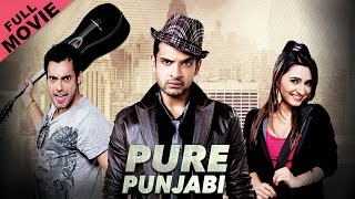 Best of Luck - Pure Punjabi | Full Movie HD