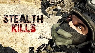 STEALTH KILLS From CALL OF DUTY