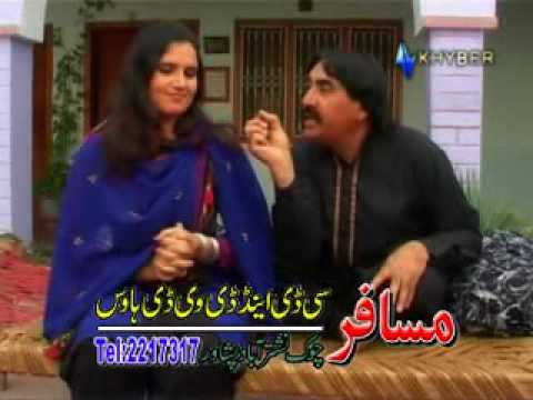 Ismail Shahid Full Comedy Pashto Drama Aku Baku Part 1 video