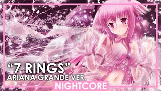 "Baixar Nightcore - ""7 rings""   Ariana Grande ver."