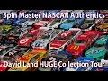HUGE NASCAR Authentics Diecast Collection Tour