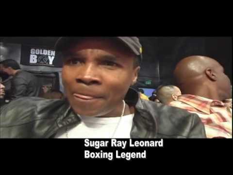Sugar Ray Leonard - On Pacquiao Vs. Mayweather