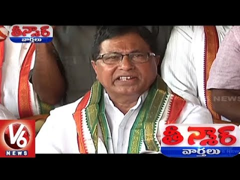 CLP Leader Jana Reddy On Congress CM Candidate | Teenmaar News | V6 News