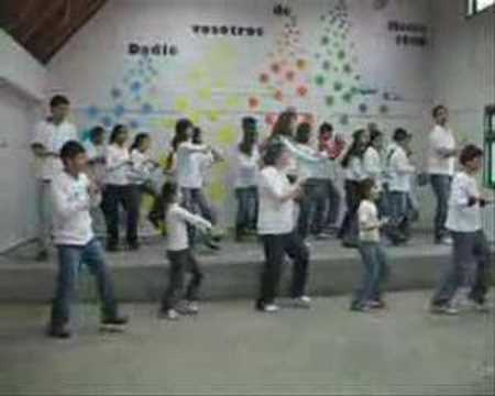 Coreografia Cristiana – Dios Creo – Alex Campos