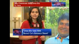 Tata Chemicals Sells Its Urea Biz To Yara