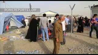 Romereports Vaticano Videos del Papa Francisco Homilias - Liberadas las monjas caldeas secuestradas en Mosul