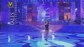Best CATWALK at Miss Vzla 2010 - Axel Lopez, Miss Dep. Federales [RELOADED]