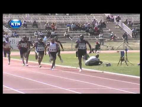 2011 Kenyan National trials end at Nyayo