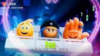 The emoji movie car