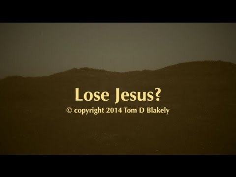 Lose Jesus? (New Gospel Song)