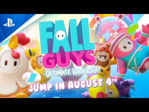 Fall Guys - PlayStation Plus Trailer | PS4